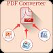 PDF Converter (doc word png jpg ppt xls txt wps..) by Photo Video Mixer