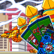Stego Gold - Transform! Dino Robot by TheFlash&FirstFox
