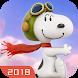 Snoopy Weather Radar Widget-Forecast&Radar Monster by Weather Widget Monster Hunter- Radar , storm , ice