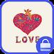 Lover Forever locker theme by I Theme Studio