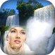 Waterfall Photo Frame by Framography Apps