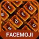 Flaming Keyboard Theme & Emoji Keyboard by Free Keyboard Themes PRO