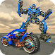 US Police Cop Moto Robot Transform Gangster Chase by White Sand - 3D Games Studio