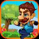 Super Jungle Adventure Mario by le24 inc