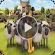 shaun the sheep video by Wallpaper 4k 2018
