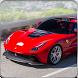 Drift Simulator: F12 Berlinetta TRS by Exotic Burnout