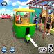Modern Tuk Tuk City : Auto Rikshaw Taxi Driver by Game Identity