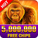 Golden Gorilla - Free Vegas Casino Slots Machines by Prestige Games Inc.