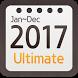 Calendar Widget 2017 Ultimate by SoftHearts