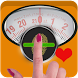 Weight Meter by Fingerprint by Tonlebeam