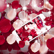 Rose Petal Love by Launcher phone theme