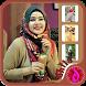 Hijab Beauty Selfie by dahlia