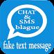 Fake Chat Conversations by Yacineita
