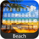 Sea Keyboard Theme by Styles Keyboard Forever