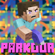 Maps of the Parkour genre for Minecraft PE by Birdy apps