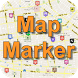 Map Marker by TAKEBAG TRAVEL