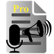 Voice to Text Text to VoicePRO by Jesús Rojo