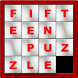 Fifteen Puzzle by Cupral