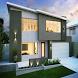 Desain Rumah Mini 2 Lantai by wiendroid