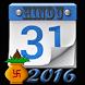 Hindu Panchang Calendar 2016 by Kalash Panchang