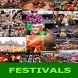Festivals Guide by Alejandro Capel