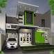 Desain Rumah Sederhana Modern by wiendroid