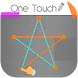 One Touch Draw: Quick Drawing to Connect Two Dots