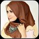 Hijab Style Fashion - Tutorial by Az App