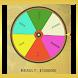 Lucky Wheel - Wheel of fortune.