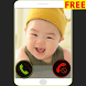 Talking Baby Call Prank : Free by GREEN LOOP APPS