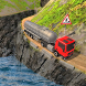American Oil Tanker Fuel Transport Mountain Driver by Game Identity