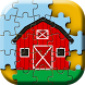 Farm Animal Puzzles For Kids by Lappboratory