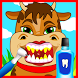 Animals Dentist Game - Cows by Adcoms