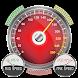 Speedometer GPS - HUD & Digital Widget