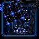 3D Tech Neon Cube Theme by Elegant Theme