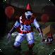 It is Creepy Clown Zombie Survival by AtlasTitan