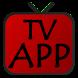 TV App : Live TV, Mobile TV. by Real Medias