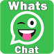 Whats Chat : Fake Conversation by Photo Video Editor