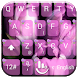 Keyboard Theme Valentine Tulip by Luklek