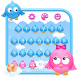 Cute Birds Keyboard Theme by android themes & Live wallpapers
