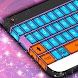 Keyboard Theme Custom by T-Me Keyboard Superstars