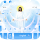 God Jesus Gospel Keyboard by Bestheme keyboard Creator