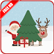 Santa Wallpaper HD Live - Santa Claus Pictures by Vidalti