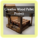 Creative Wood Pallet Project by Mumudev
