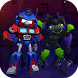 Guide Angry Birds Transformers by ScorpionFairy