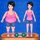 Fat To Slim Fitness Girl Game by Girl Games - Vasco Games