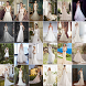 +1700 Wedding Dresses by Catepe