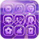 Lavender Theme - lavender home by Amazing Wallpaper & Themes