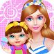 Babysitter & Baby Care Salon by Girl Games!