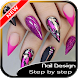 Nail Design Step by step by bedjo droid studio